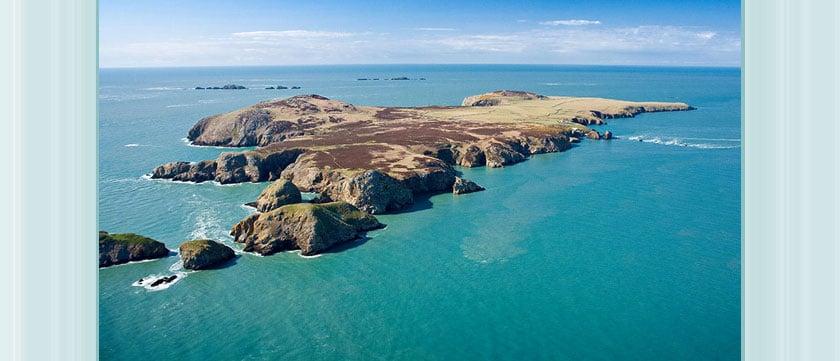 Ramsey Island RSPB reserve