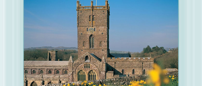 Local Attractions - St Davids Cathedral